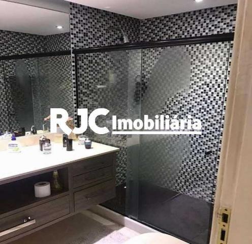 Apartamento à venda com 4 dormitórios em Tijuca, Rio de janeiro cod:MBAP40466 - Foto 19