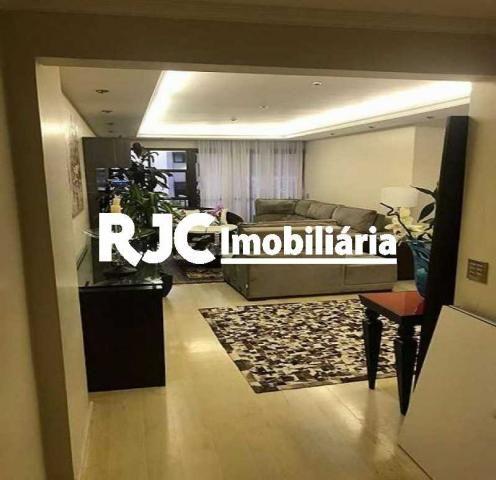 Apartamento à venda com 4 dormitórios em Tijuca, Rio de janeiro cod:MBAP40466 - Foto 13