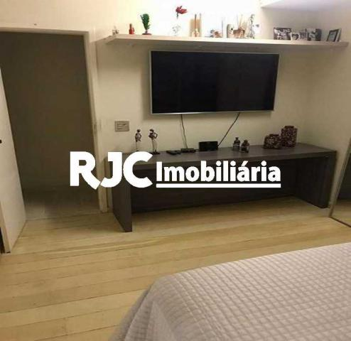 Apartamento à venda com 4 dormitórios em Tijuca, Rio de janeiro cod:MBAP40466 - Foto 20