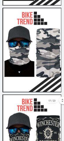 Bandana tubolar ciclista - Foto 3