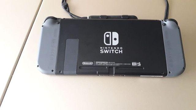 Nintendo Switch - Quase novo. Nunca foi usado - Foto 5