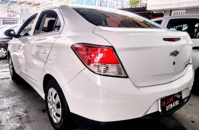 Chevrolet Prisma LT Completo + GNV - Foto 5