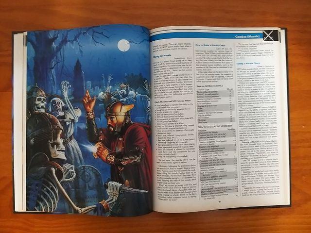 RPG AD&D 2nd Edition - Dungeon Master Guide + Player's Handbook + Brinde - Foto 4
