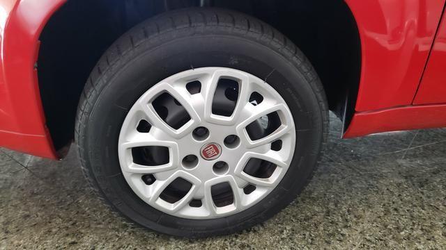 Fiat uno evo vivace 1.0 2014/2015 vermelha - Foto 8
