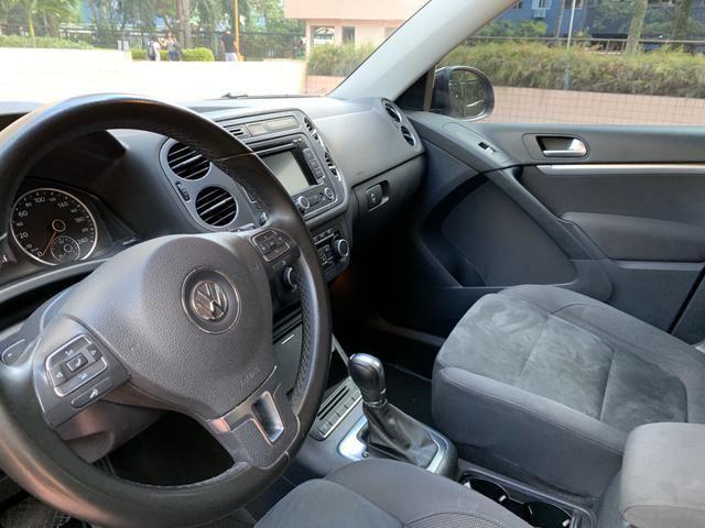 Tiguan 2.0 TSI 4WD 2012 - Volkswagen - 4X4 - Foto 7