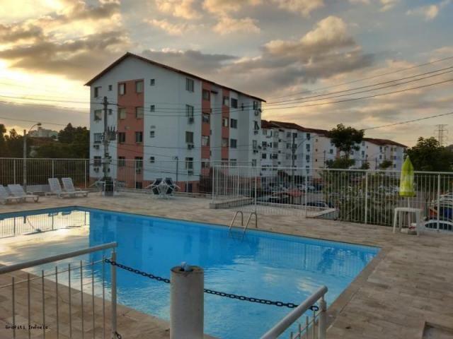 Apartamento para Locação em Rio de Janeiro, Campo Grande, 2 dormitórios, 1 banheiro, 1 vag - Foto 3