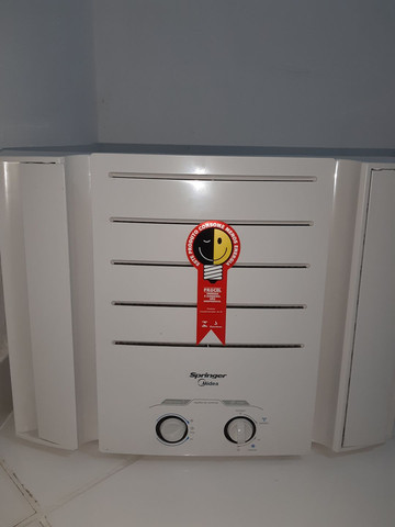 Ar condicionado de janela de 7.500 bitws  - Foto 5