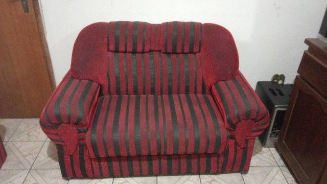 Jogo de dois sofás (Manhuaçu-MG) - Foto 4