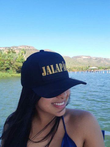Boné do Jalapão