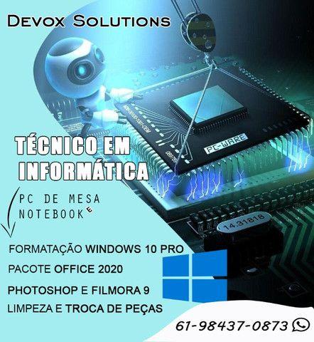 Técnico em informática