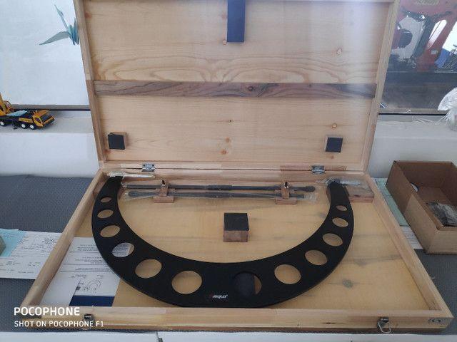 Micrômetro 500-600 Dasqua - Foto 5