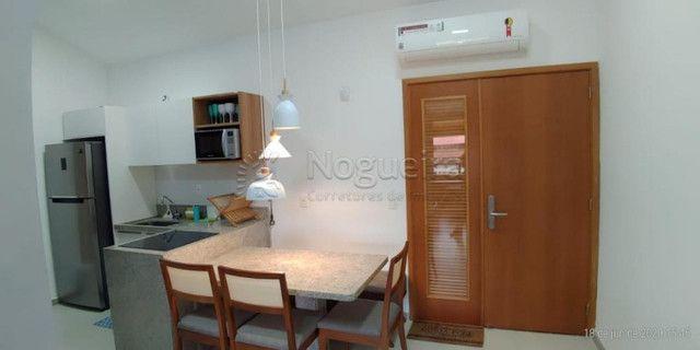 Apartamento beira mar em porto de galinhas/2 qrts/1vaga/60m/cod.664 - Foto 8