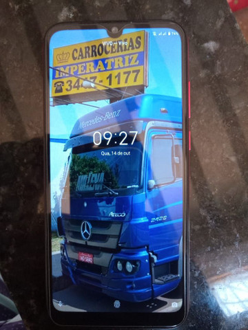 Smartphone MOTOROLA E6s 2 RAM 32GB  - Foto 3