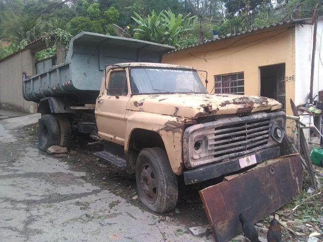 Vendo esse caminhão Ford 1976 - Foto 3