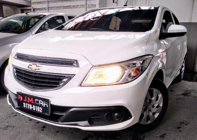 Chevrolet Prisma LT Completo + GNV - Foto 2