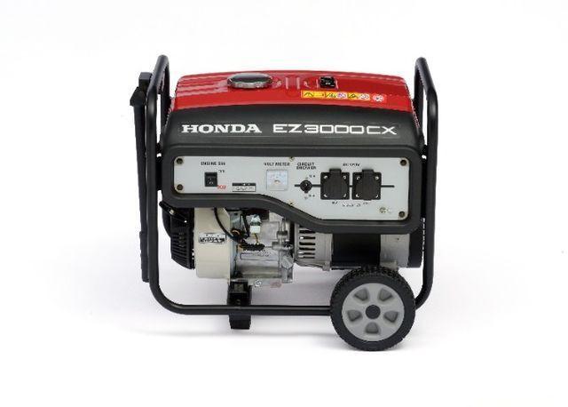 Gerador EZ3000CX LB 3.0KVA 120V Honda - Foto 6