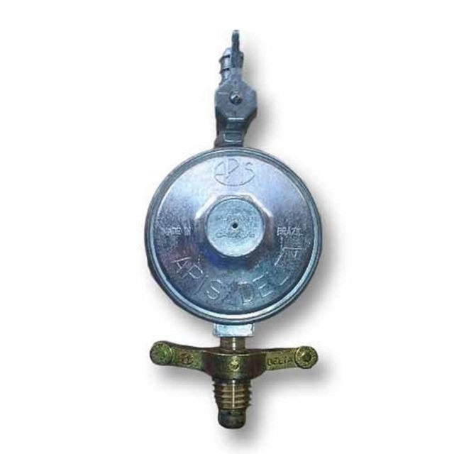 Regulador da gás comum