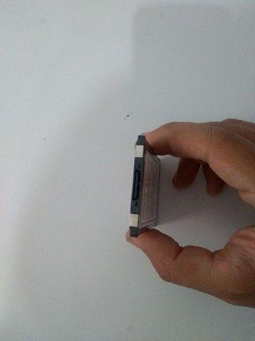 Cartão PCMCIA 2.1 fax modem - Foto 4