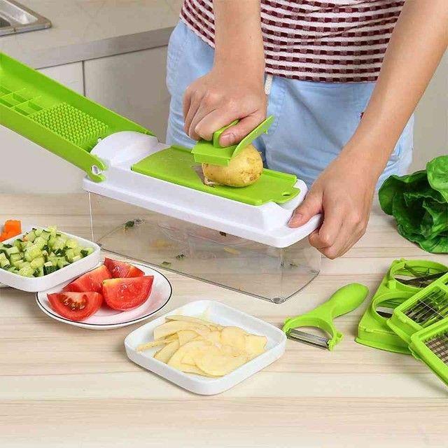 Fatiador de legumes, verduras e frutas  - Foto 2