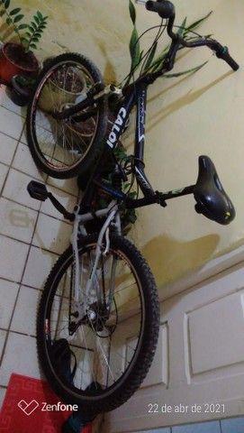 Bicicleta Caloi com marcha - Foto 2