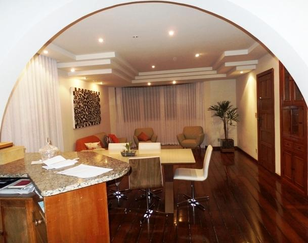 Cobertura à venda, 5 quartos, 3 suítes, 2 vagas, Santo Antônio - Belo Horizonte/MG