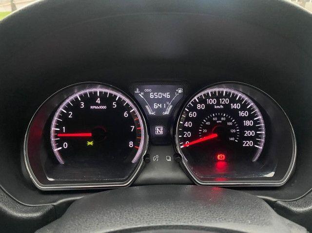 Nissan Versa sv 1.6 flex cvt automatico - Foto 13
