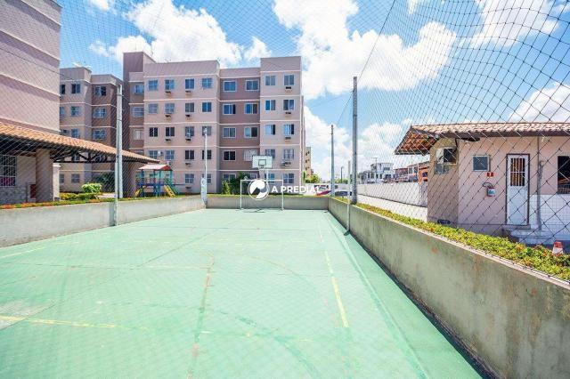 Apartamento para aluguel, 2 quartos, 1 vaga, Tabapuá - Caucaia/CE - Foto 3