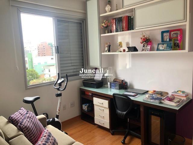 Apartamento à venda, 3 quartos, 1 suíte, 2 vagas, Funcionários - Belo Horizonte/MG - Foto 8