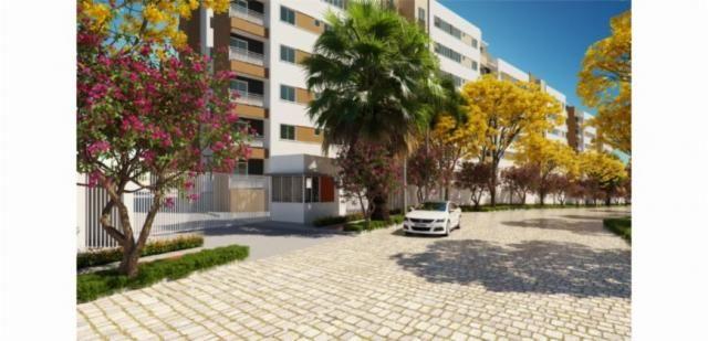 Apartamento à venda, 3 quartos, 1 suíte, 1 vaga, Uruguai - Teresina/PI - Foto 2