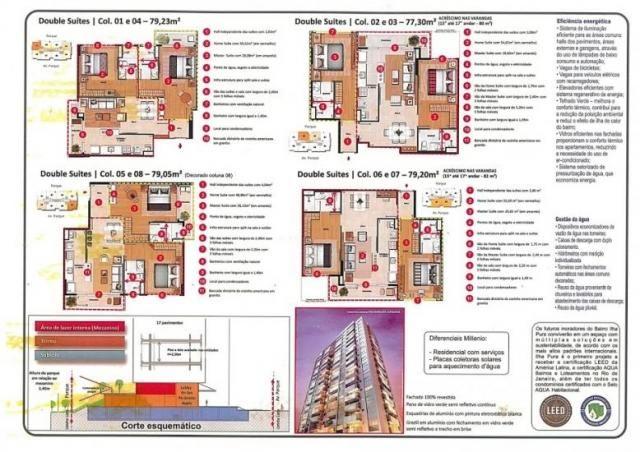 Apart Hotel - BARRA DA TIJUCA - R$ 671.000,00 - Foto 3