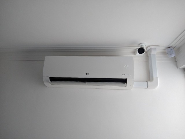 Instalação de ar condicionado - Foto 2
