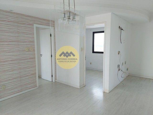 Apartamento a venda com 04 quartos, sendo 03 suítes, 02 vagas de garagem, Ponto Central, F - Foto 3
