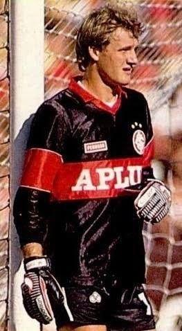 Camisa Inter Retrô Taffarel 1989 - Foto 4
