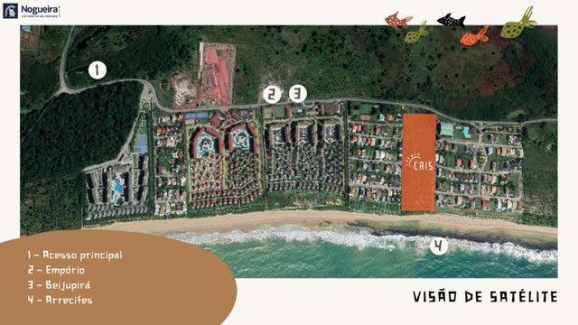 GF- caís eco residência - beira mar de muro alto. - Foto 3
