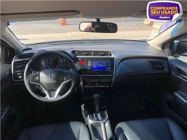 City sedan exl 1.5 flex 16v 4p automatico. - Foto 7