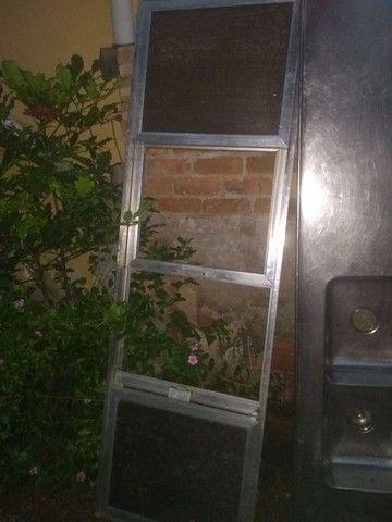 Pia + porta de armário com acrílico  - Foto 4