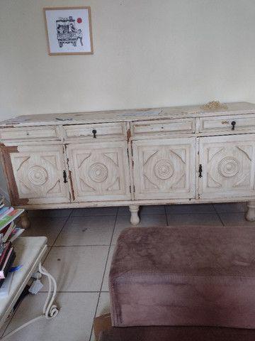 Balcão madeira maciça - Foto 2