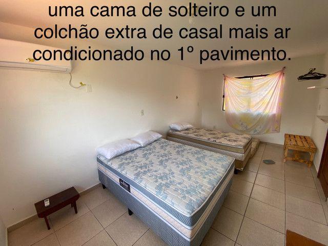 Casa com piscina e três quartos em Ilhéus-Olivença-BA - Carnaval R$ 2500,00 pacote - Foto 6