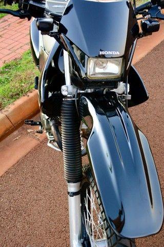 Honda Tornado Preta Perolizado  - Foto 5