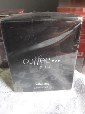 Perfume coffee duo man,o boticário. Campo comprido. - Foto 3