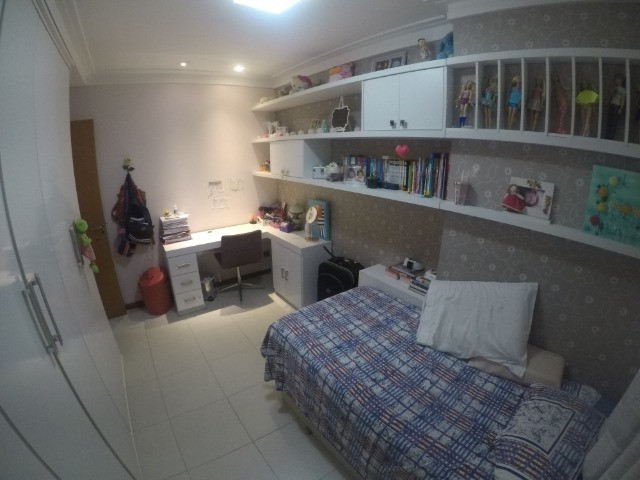 RP(*)Apartamento 4 Quartos de Alto Padrão, Edifício Caiobás - Foto 16