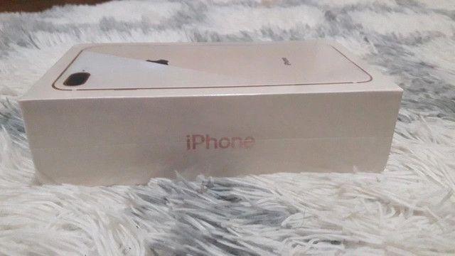 iPhone 8 plus 64gb cor Gold - Foto 6