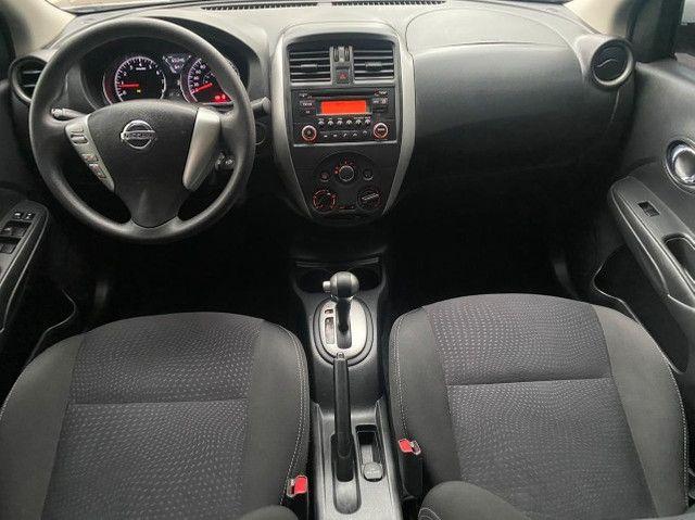 Nissan Versa sv 1.6 flex cvt automatico - Foto 7