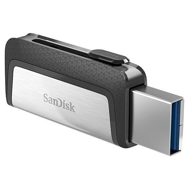Pen Drive 64gb Ultra Dual Drive Tipo C Usb3.1