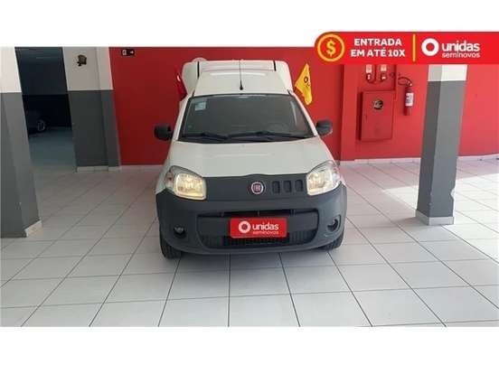 Fiat Fiorino 1.4 mpi Furgão Hard Working 8v Flex