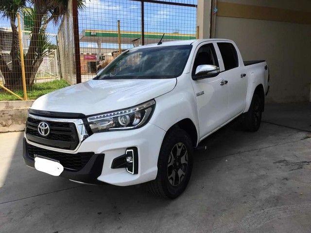Toyota Hilux 2.8 4x4 - Foto 4