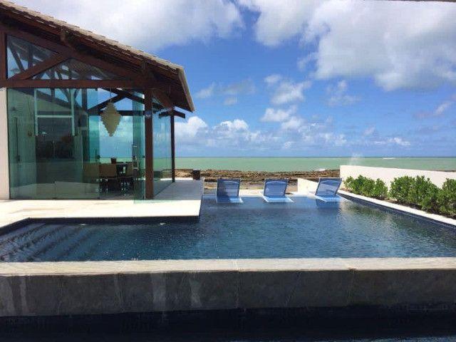 (RBA) Vendo incrível casa na beira-mar na praia de Serrambi, 500m², 7 suítes!