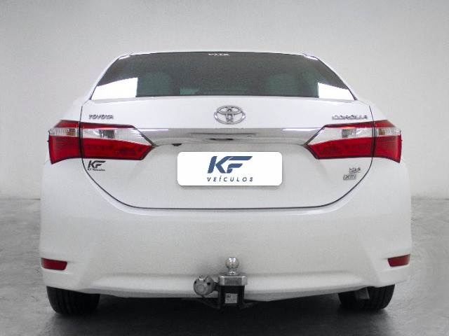 Toyota Corolla 2.0 XEI Blindado 2017 Branco Completo - Foto 4