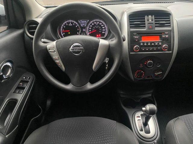 Nissan Versa sv 1.6 flex cvt automatico - Foto 15