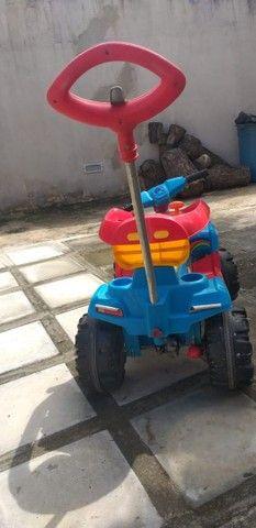 Quadricículo infantil com proteção BANDEIRANTES  - Foto 4